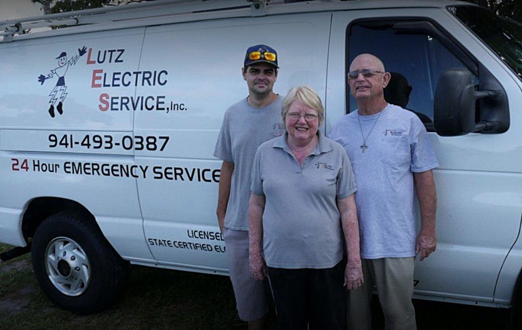 Lutz Electric Service, Inc.