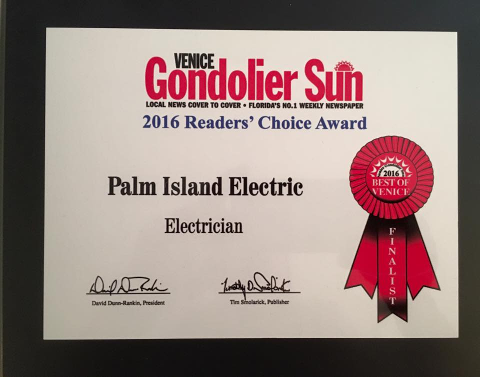 Palm Island Electric Inc