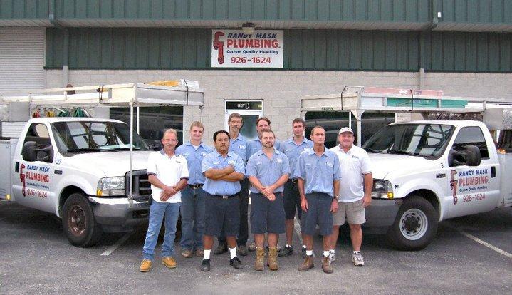 Randy Mask Plumbing Inc