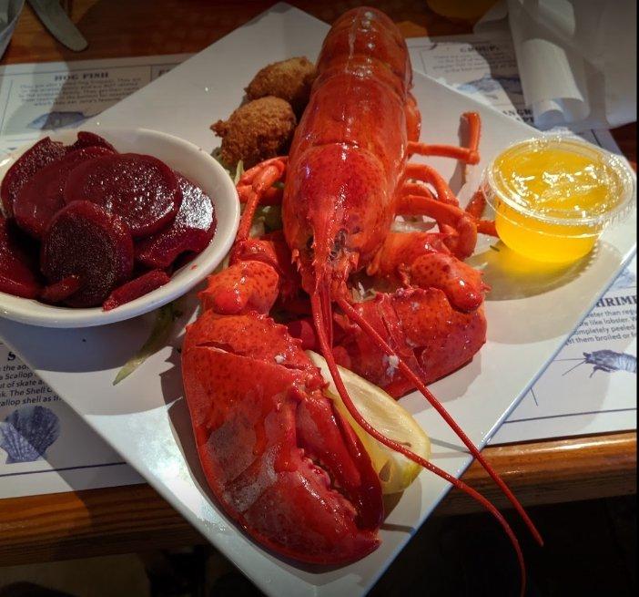 Captain Eddie's Seafood Restaurant