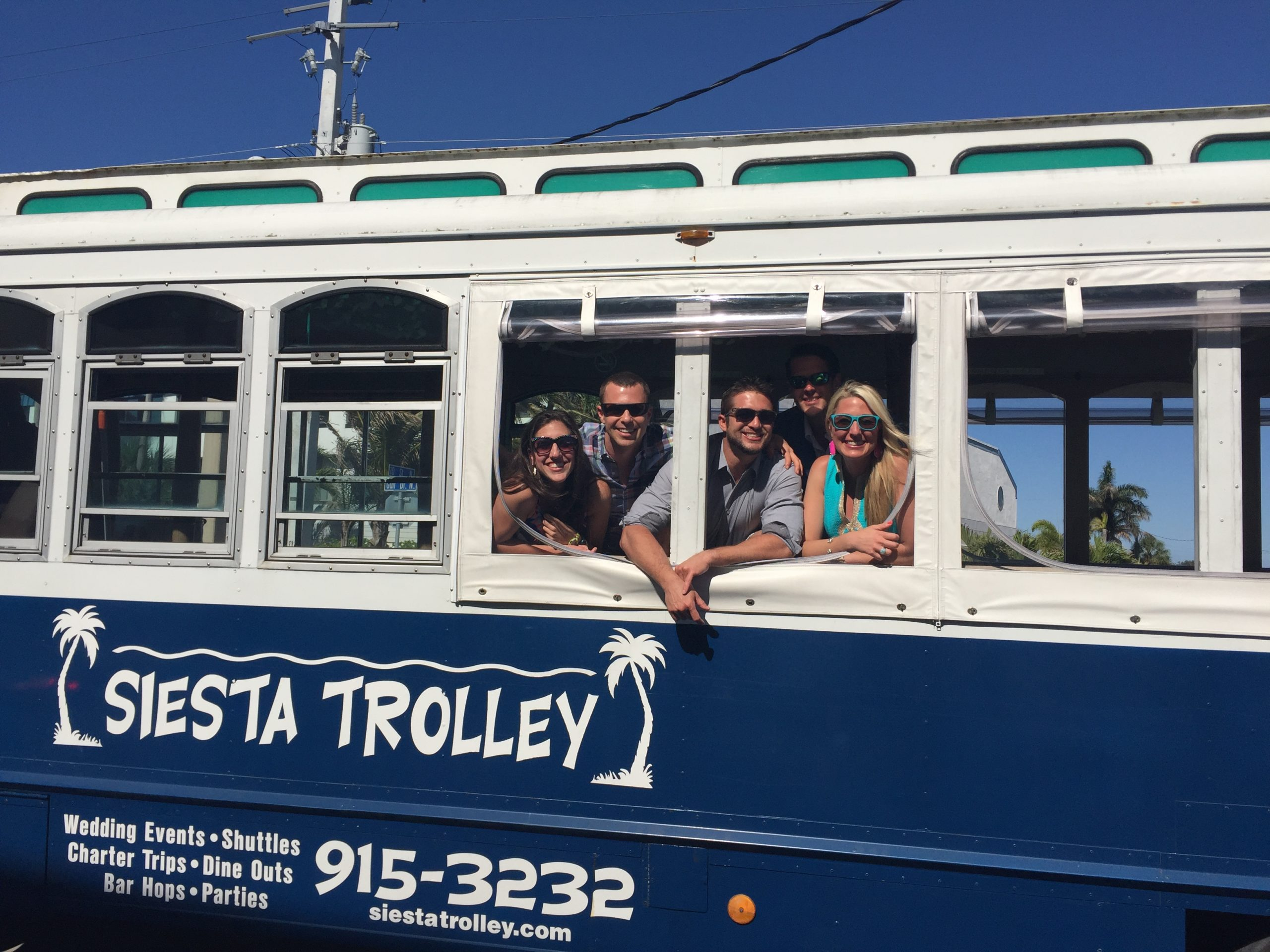 Siesta Trolley & Transportation Service